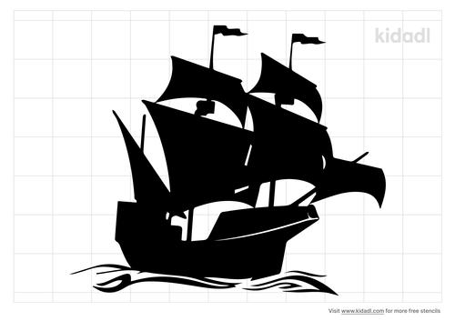 colonial-naval-ship-stencil