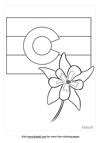 colorado state flag coloring page-3-lg.png