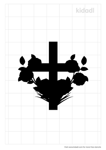 cross-rose-stencil-png.png