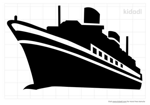 cruise-stencil