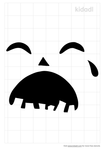 crying-pumpkin-stencil