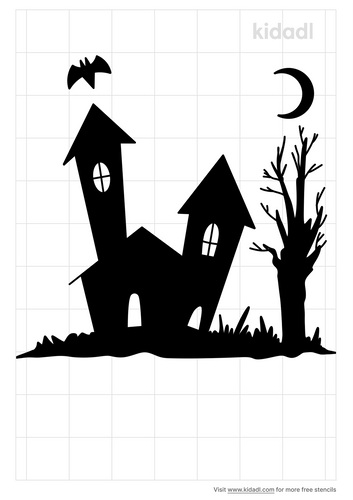 cute-haunted-house-stencil.png