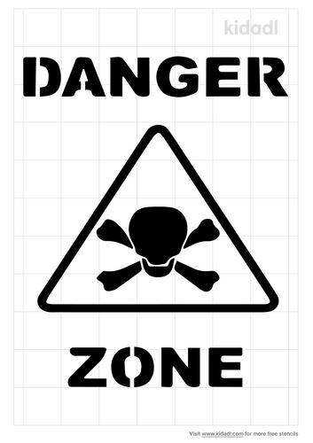 danger-zone-stencil