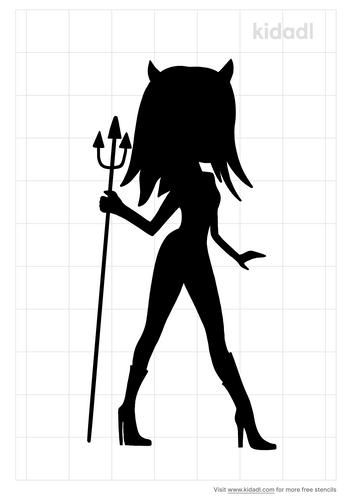 devil-girl-stencil