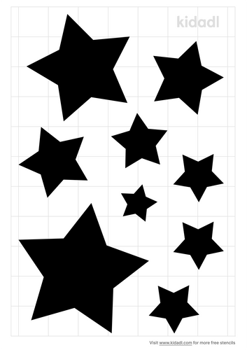 different-size-star-stencil.png