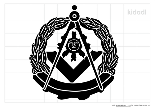 district-deputy-grand-master-stencil