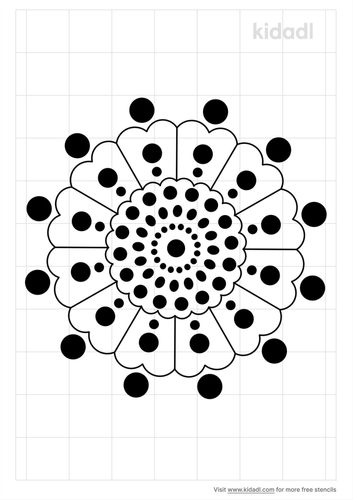dot-and-line-stencil