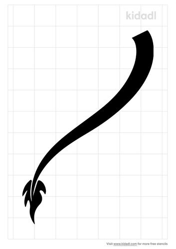 dragon-tail-stencil.png