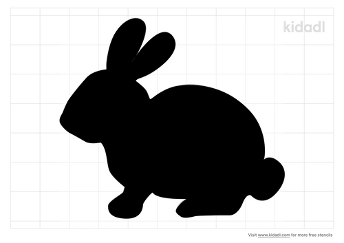easter-bunny-stencil