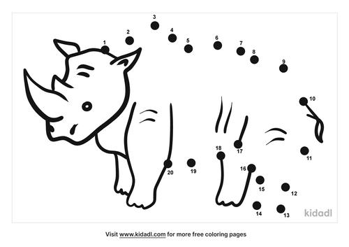 easy-african-animal-dot-to-dot