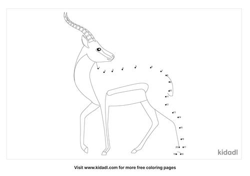 easy-antelopes-dot-to-dot
