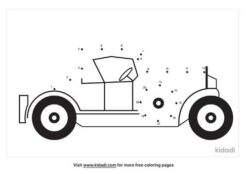 easy-antique-car-dot-to-dot