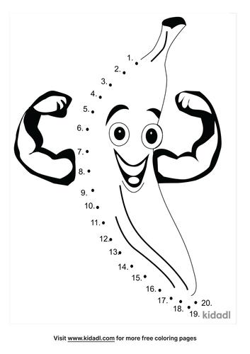 easy-banana-dot-to-dot