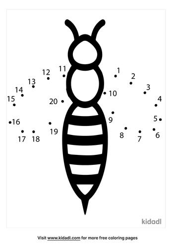 easy-beehive-dot-to-dot