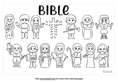 easy-bible-characters-dot-to-dot