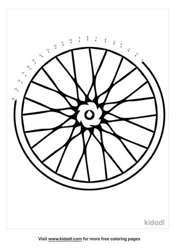 easy-bike-wheel-dot-to-dot