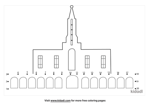 easy-bountiful-temple-dot-to-dot