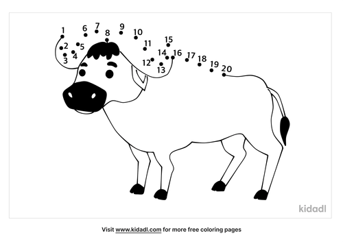 easy-buffalo-dot-to-dot