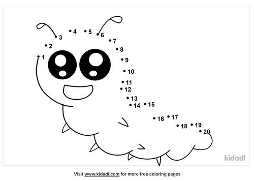 easy-caterpillar-dot-to-dot