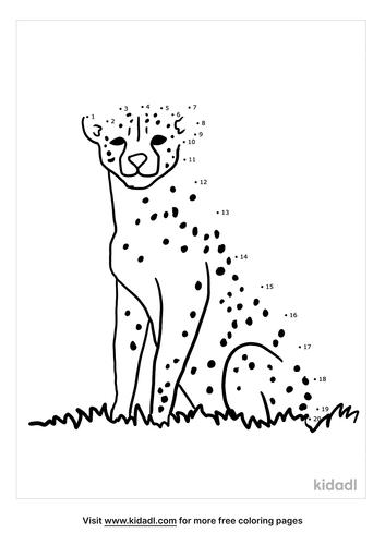 easy-cheetah-dot-to-dot