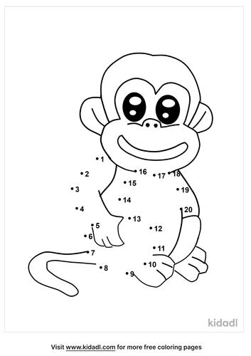 easy-chimp-dot-to-dot