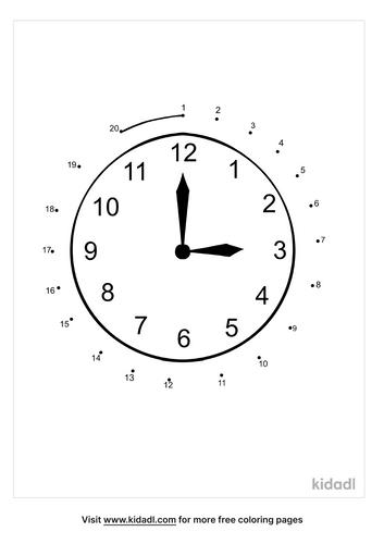 easy-clock-dot-to-dot