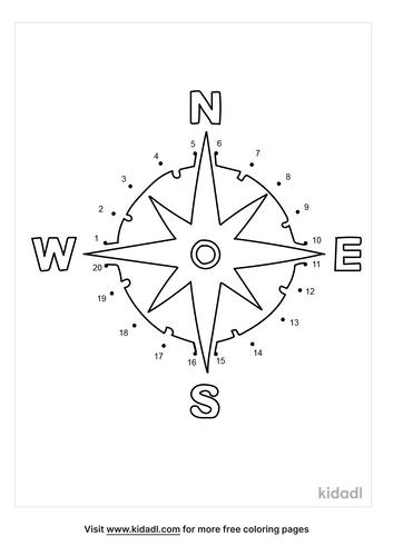easy-compass-dot-to-dot