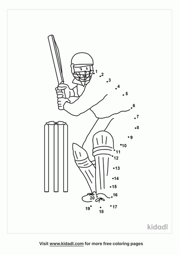 easy-cricket-player-dot-to-dot
