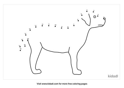 easy-dog-dot-to-dot