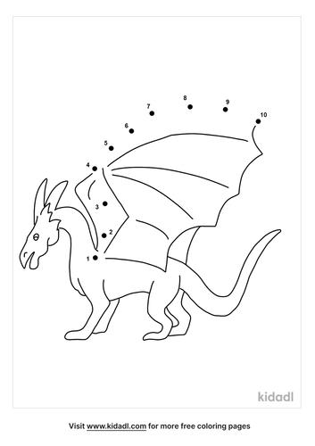easy-dragon-dot-to-dot