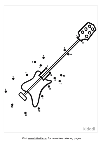 easy-electric-guitar-dot-to-dot