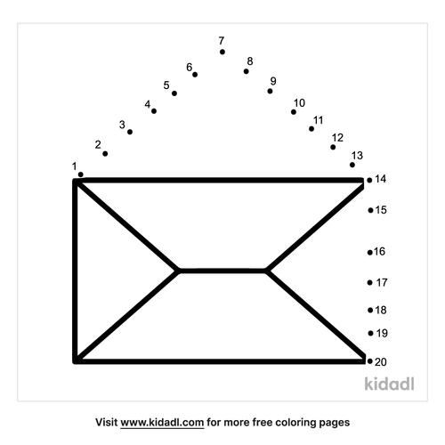 easy-envelope-dot-to-dot