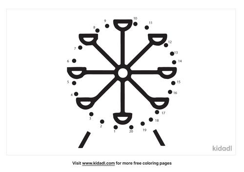 easy-ferris-wheel-dot-to-dot
