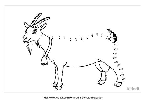 easy-goat-dot-to-dot