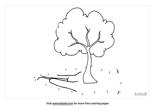 easy-growing-tree-dot-to-dot