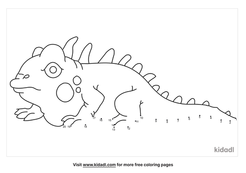 easy-iguana-dot-to-dot