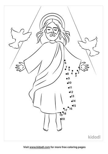 easy-jesus-ascension-dot-to-dot