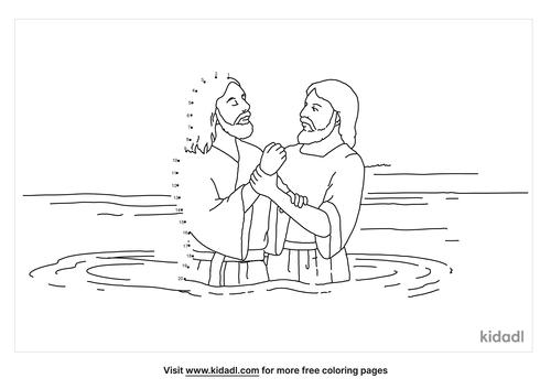 easy-jesus-baptism-dot-to-dot