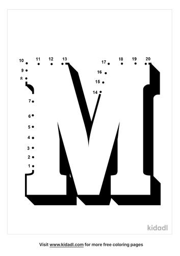 easy-letter-m-dot-to-dot