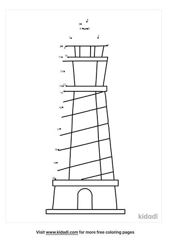 easy-lighthouse-dot-to-dot