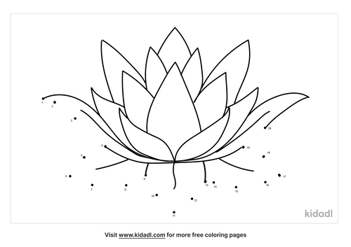 easy-lotus-dot-to-dot