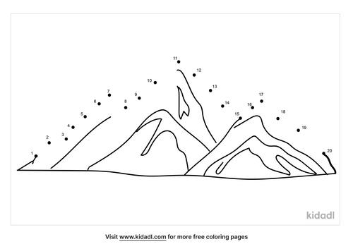 easy-mountains-dot-to-dot