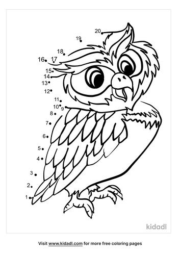 easy-owl-dot-to-dot