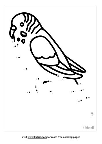 easy-parakeet-dot-to-dot