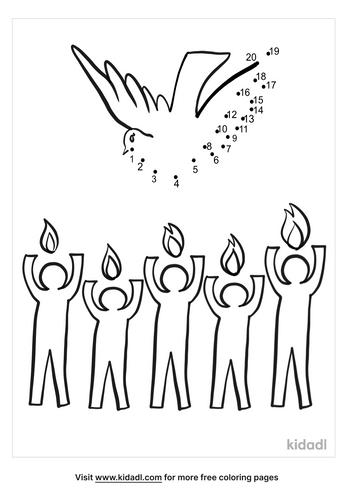 easy-pentecost-dot-to-dot