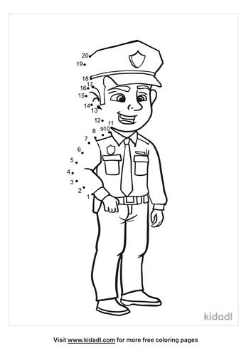 easy-police-officer-dot-to-dot