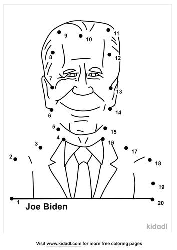 easy-president-face-dot-to-dot