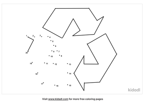 easy-recycling-sign-dot-to-dot