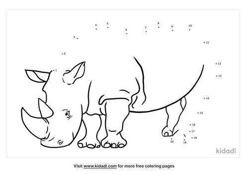 easy-rhino-dot-to-dot