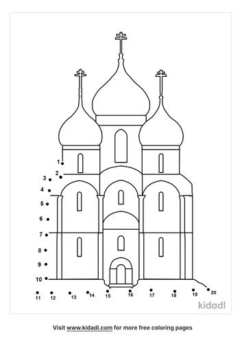 easy-russian-castle-dot-to-dot